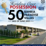 Handing Over Possession | Bahria Paradise Villas | Bahria Town Karachi