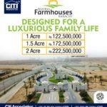 Bahria Farmhouses Karachi – Limited Plots Available