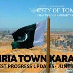Bahria Town Karachi Latest Progress Updates – June 2021