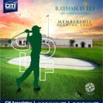 Rayhan Hills | Golf Course & Club House | Bahria Town Karachi