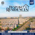 Bespoke Residences | Iqbal Villas Bahria Town Karachi