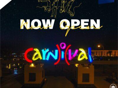 Now Open – Carnival Area Bahria Town Karachi