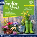 Garden of the Year – Bahria Town Resident's Competition 2021
