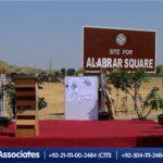 Ground Breaking Ceremony | Al Abrar Square | Bahria Town Karachi!