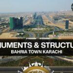 Monuments & Structures   Bahria Town Karachi